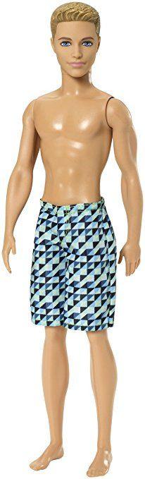 Barbie CFF16 - Ken Spiaggia