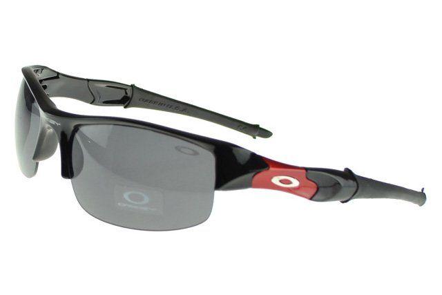 Lifestyle Oakley Flak Jacket Sunglasses black Frame black Lens#Oakley Sunglasses
