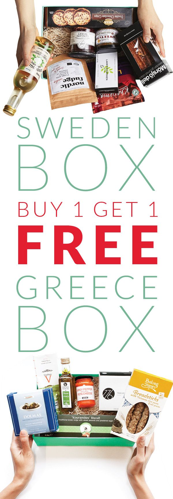 Looking to improve your cooking this year? Discover new foods and ingredients from around the world! This month, start your journey with gourmet and artisanal foods from Greece! http://shoestory.club
