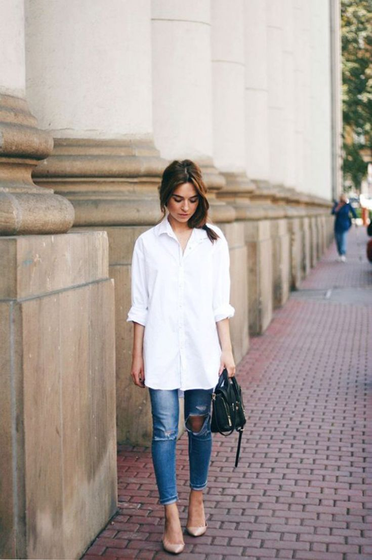 45 Minimalist and Modern Looks To See You Polished And Chic On Hot Days