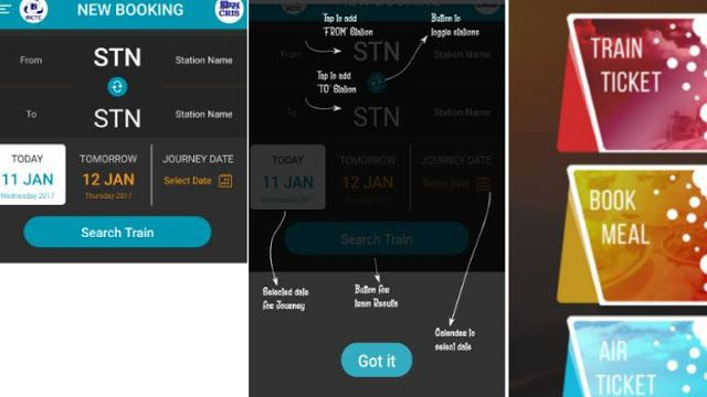 """IRCTC To Replace Its Old App With New """"Rail Connect""""   The Railway Ministry has unveiled a new app to help speed up the ticket booking process. The app is called IRCTC Rail Connect and it replaces the old IRCTC connect app. So far it seems as if the new app is only available on Android with no word on availability on iOS.Suresh Prabhu Railways Minister said """"Rail Connect has been developed to bring the power of next generation e-ticketing system like high performance and enhanced security…"""