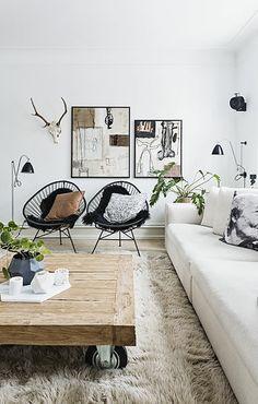 coussins sur chaise acapulco