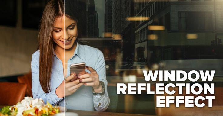 In this tutorial, you will learn how to create a glass window reflection effect in Photoshop by using Blending Modes and Adjustment Layers.