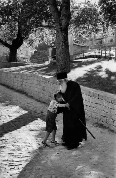 Hπειρος 1961 φωτογραφία Henri Cartier Bresson