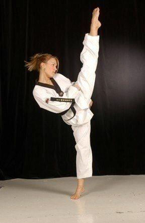 Marlène Harnois, 2012 Taekwondo European Champion (-62kg)
