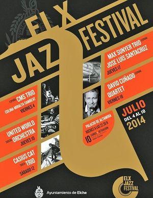 Джазовый фестиваль 2014 в ЭльчеStep to Spain