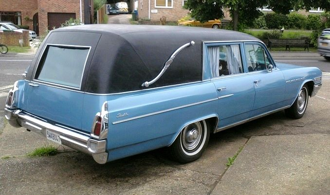 1964 Buick LeSabre Flxible hearse..Re-pin...Brought to you by #CarInsurance at #HouseofInsurance in Eugene, Oregon