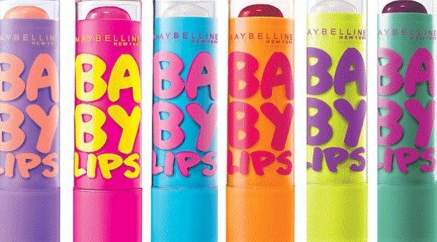 Do you feel strongly that Maybelline Baby Lips is the single greatest thing to ever happen to lip balm?