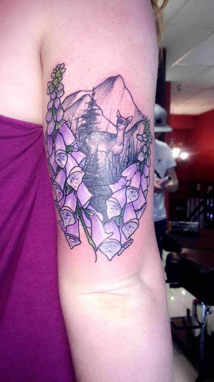 Danny Duggan Tattoos Dublin, Ireland