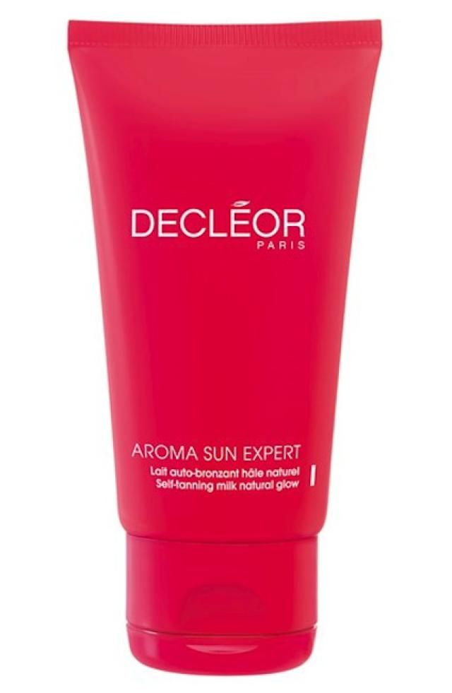 Which Self Tanners Are Worth the Buy?: 'Aroma Sun Expert' Self-Tanning Milk Natural Glow, $36