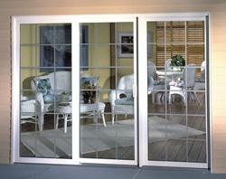 3 panel vinyl patio doors - Google Search