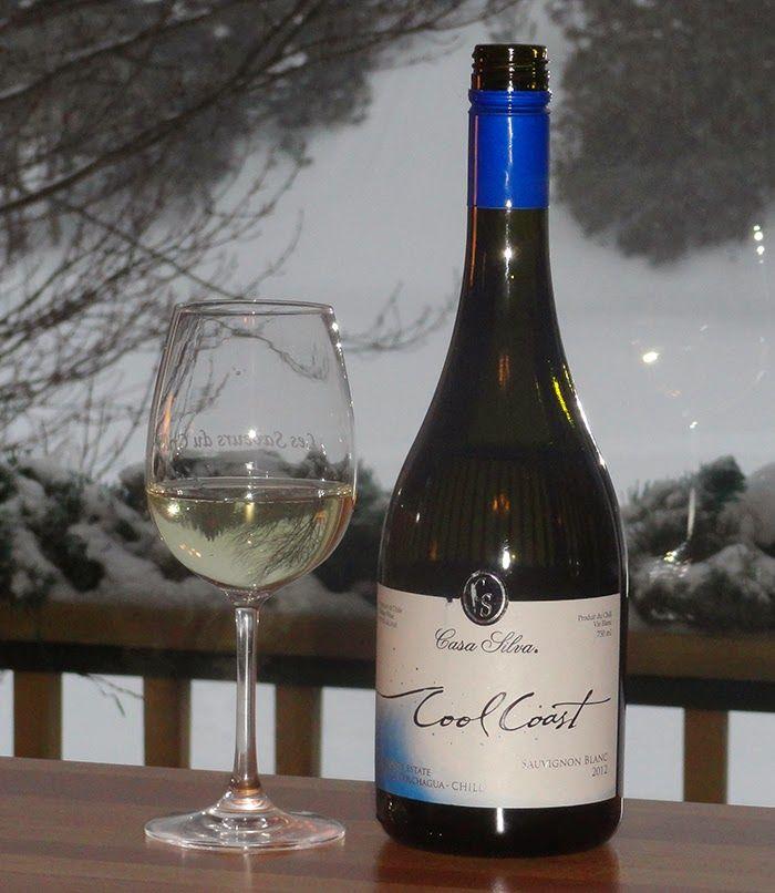 Club des Dégustateurs de Grands Vins: Sauvignon blanc, Cool Coast, Casa Silva, vallée de Colchagua, 2012, Chili