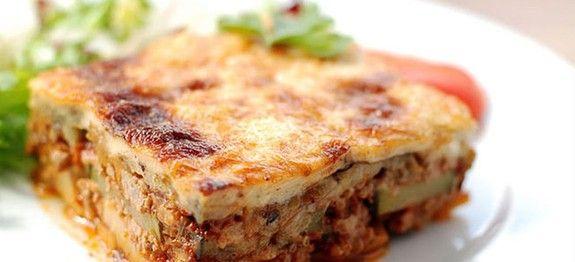 Mousakas   My Greek Dish