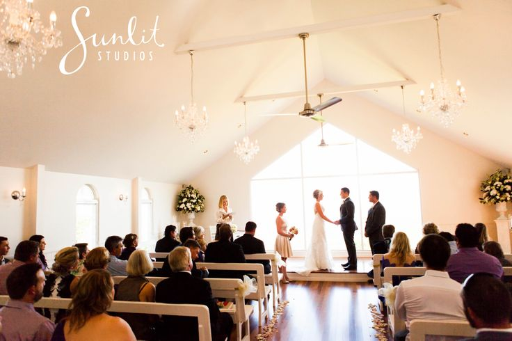 Maleny wedding photo, Maleny chapel ceremony, Weddings at Tiffanys photo