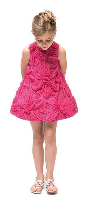 Look 18 - Collezione Bambina FW 14/15 | I Pinco Pallino