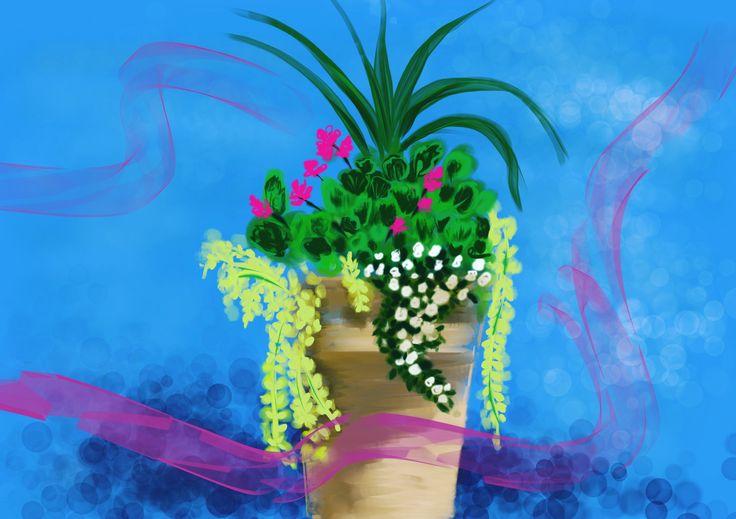 Bouquet d'été,