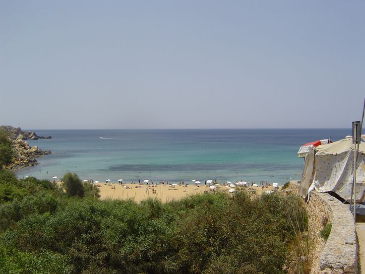 Malta's beach