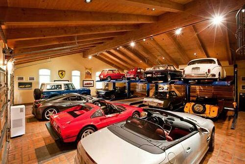 48 best Sweet garage images on Pinterest | Dream garage ...