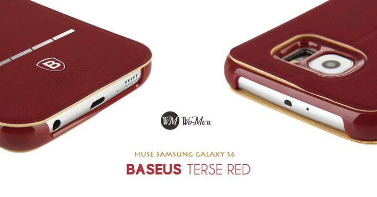 Husa Samsung Galaxy S6 Baseus Terse este o husa din piele ecologica, de foarte buna calitate.