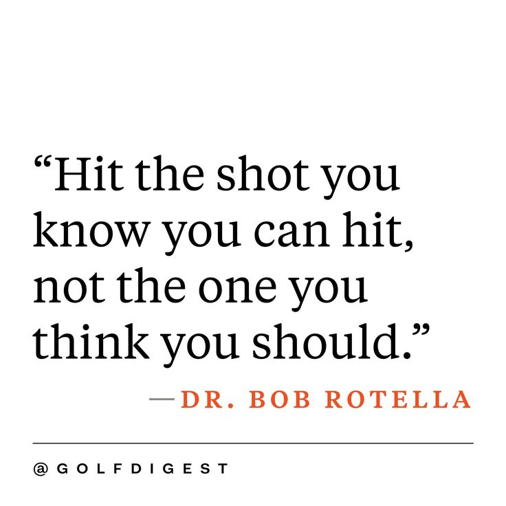 Inspirational Golf Quotes Entrancing Best 25 Inspirational Golf Quotes Ideas On Pinterest  Golf