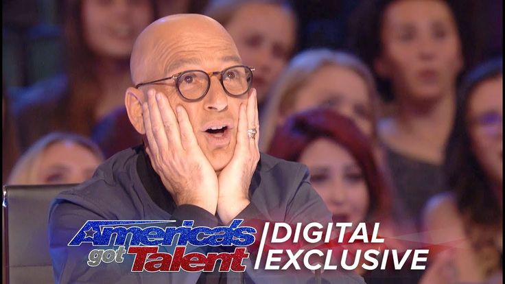 awesome Best Howie Mandel Reactions - America's Got Talent 2017 (Extra)