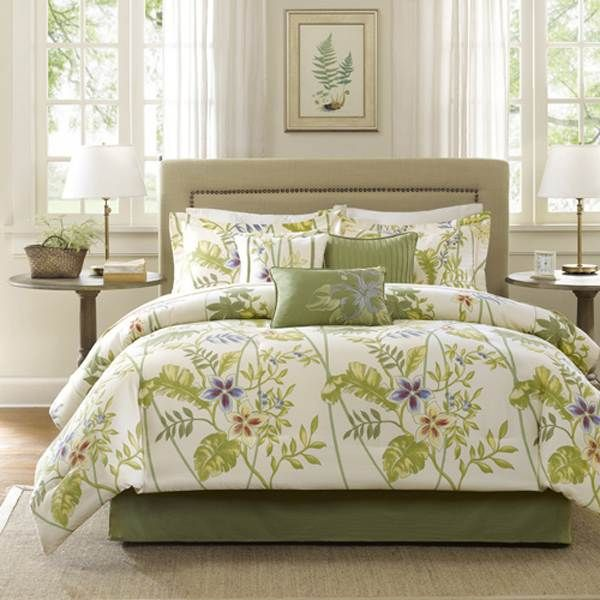 Madison Park Kannapali Yellow Bedding by Madison Park Bedding