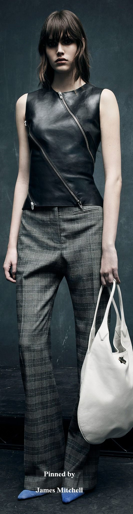 Alexander Wang Collection Pre-Fall 2015  033015