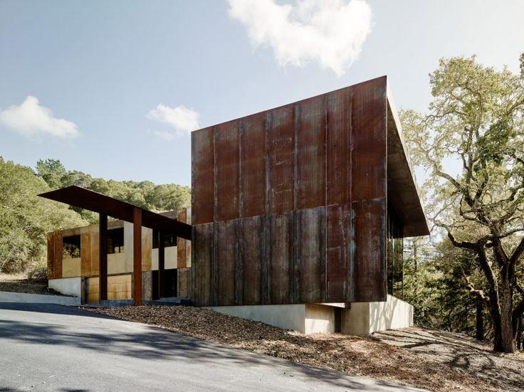 Un Chef-D'œuvre Architectural Moderne En Californie