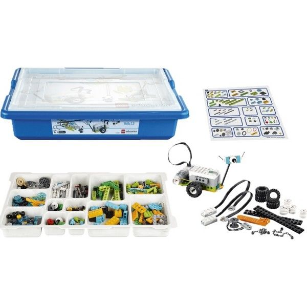Ensemble de base LEGO® Education WeDo 2.0