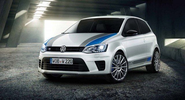 2013 VW Polo R WRC Car Spawns Road-Going Version: Forbidden Fruit