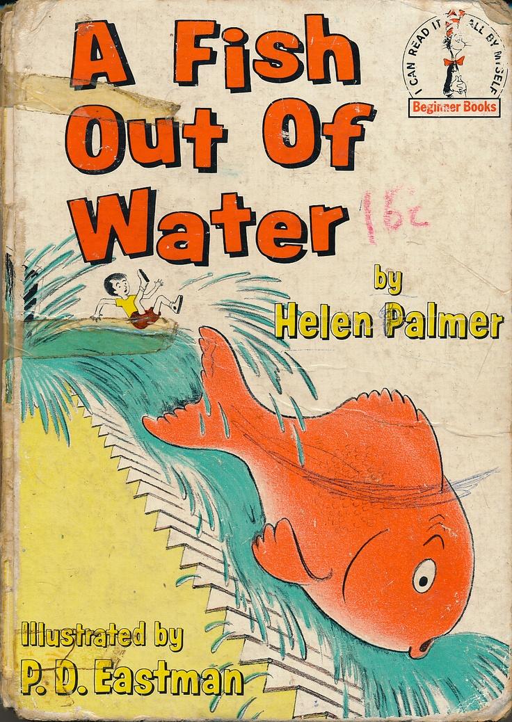 A Fish Out Of Water By Helen Palmer Teacher Ideas