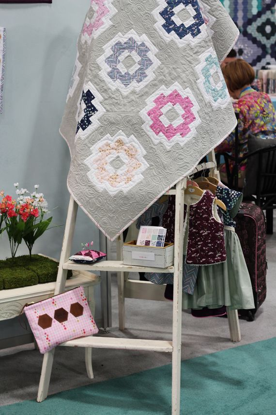 36 best Quilts: Quilty Love Patterns images on Pinterest ... : emily patchwork quilt - Adamdwight.com