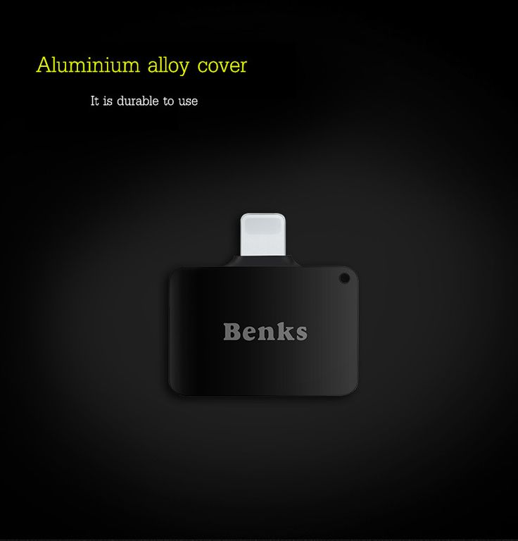 Benks 2-in-1 Lightning Charger Adapter + 3.5mm Earphone Jack Converter For iphone 7 iphone 7 plus