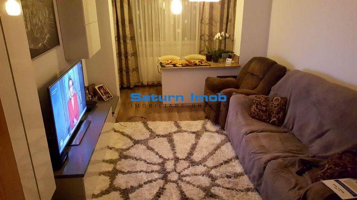 Vanzare apartament 2 camere mobilat utilat modern   50 mp Zona Astra