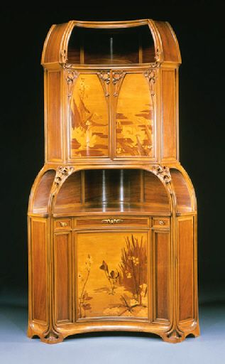 1000 images about art nouveau by louis majorelle on. Black Bedroom Furniture Sets. Home Design Ideas