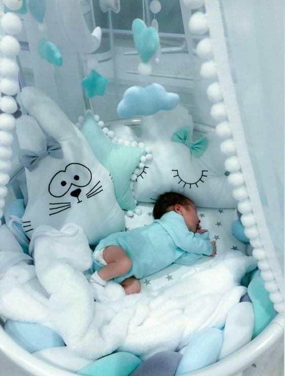 pin by h m on cunas para bebes ninas baby boy room nursery