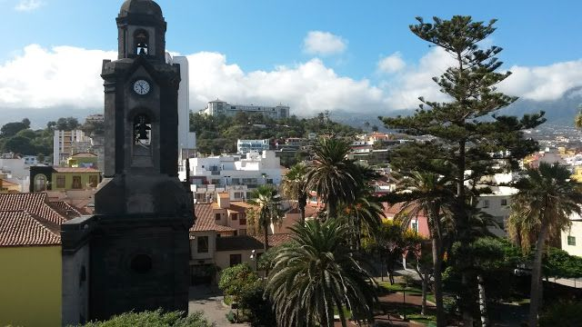 Tenerife Weather Forecast From 24 to 30 October