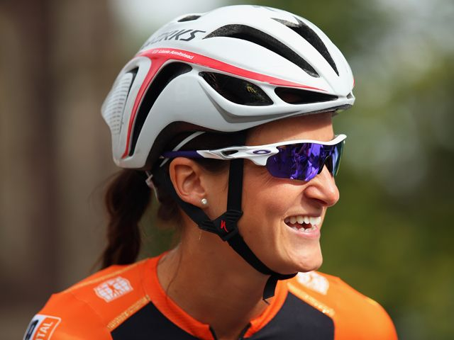 Lizzie Armitstead will 'hold her head high' in Rio following drug-test revelations