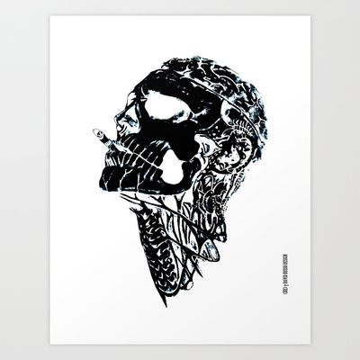 Rico Art Print by DRD † David Russo Design - $17.68