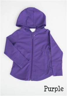 Peekaboo Beans - I Heart Play Hoodie | playwear for kids on the grow! | Shop at www.peekaboobeans.com
