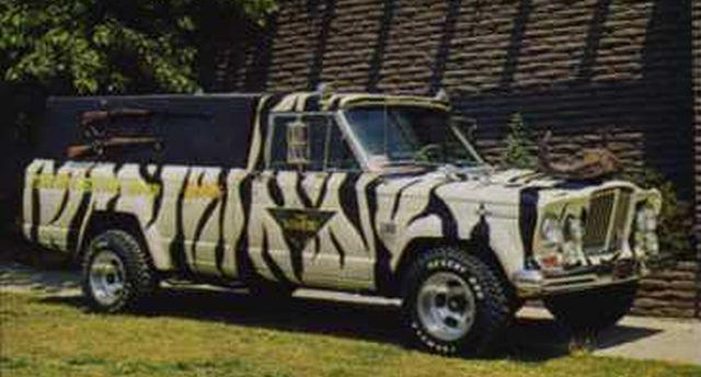 DAKTARI   1963 Jeep Gladiator Townside [J-300]