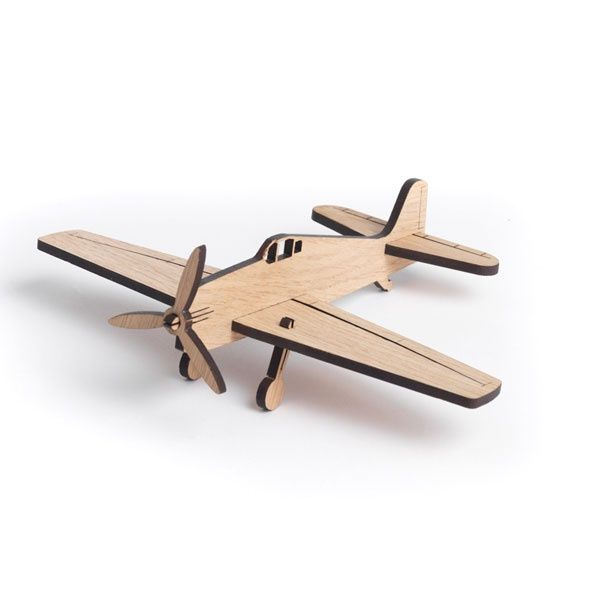 Plane No. 2 -  The Oak Men | €40 | ENIITO