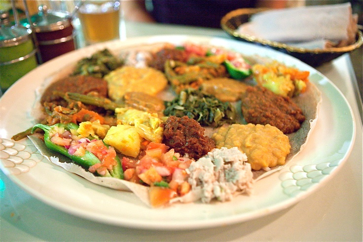 Vegan Ethiopian Dinner- Rahel Vegan Cuisine, Los Angeles | Keepin' It Kind