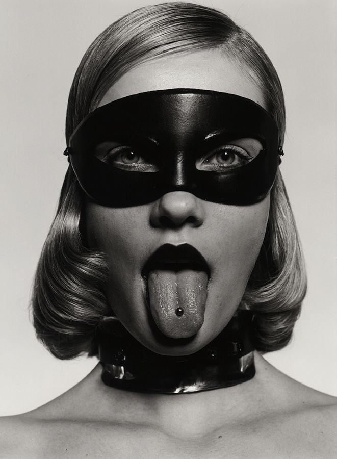 Italian Vogue Ph. Michael Williams