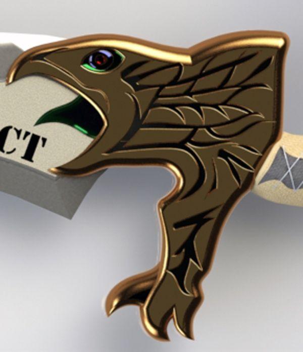 The Eagle Sword Details
