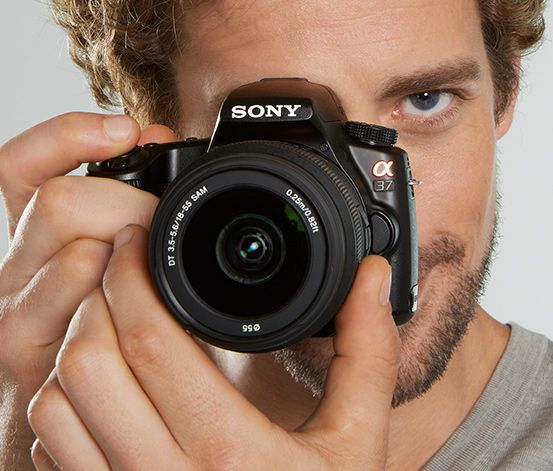 Sony #Spiegelreflexkamera SLT-A37K