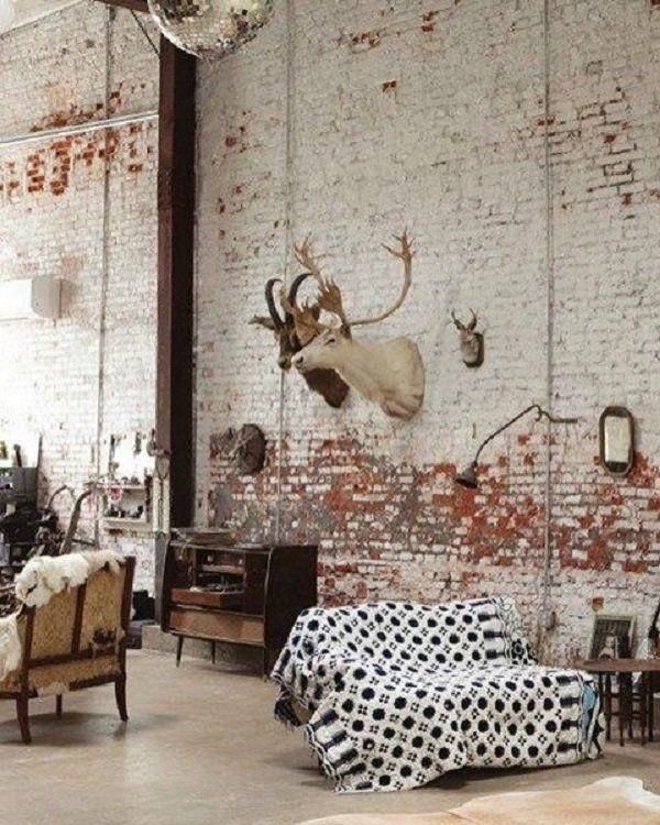 Wall Interiors 323 best interior design images on pinterest | brick wall