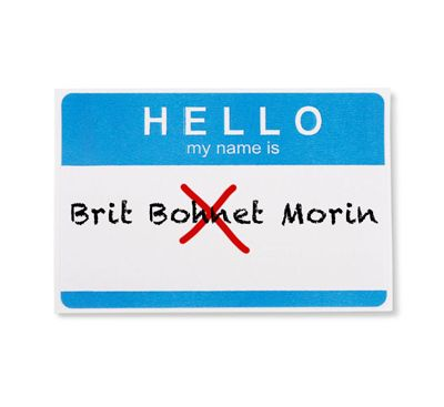 how to change my name to married name for centrelink