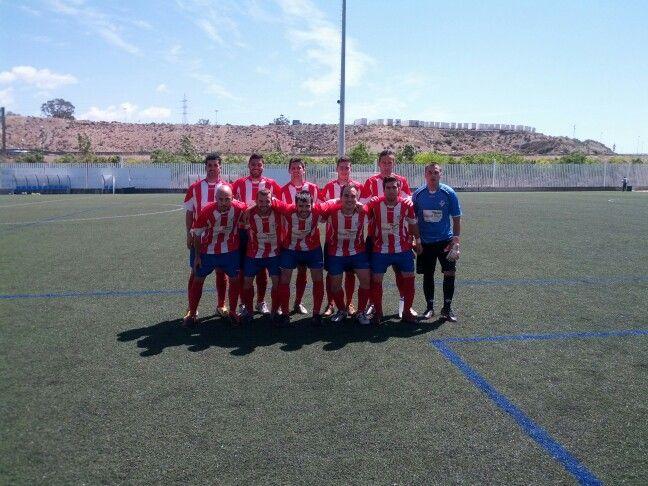 Ultima alineación temporada 2012/2013 en Viator