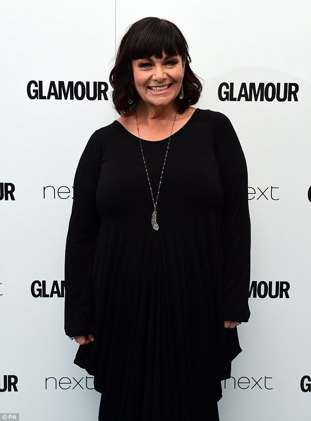 | DAWN FRENCH ASKED TO KISS ONE DIRECTION HARRY STYLES FOR CHARITY | http://www.boybands.co.uk